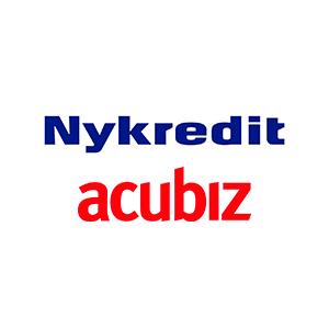 Acubiz NEM app Nykredit