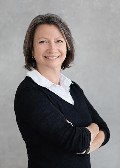 Medarbejderportræt af Susanne Termark Perlman fra Acubiz