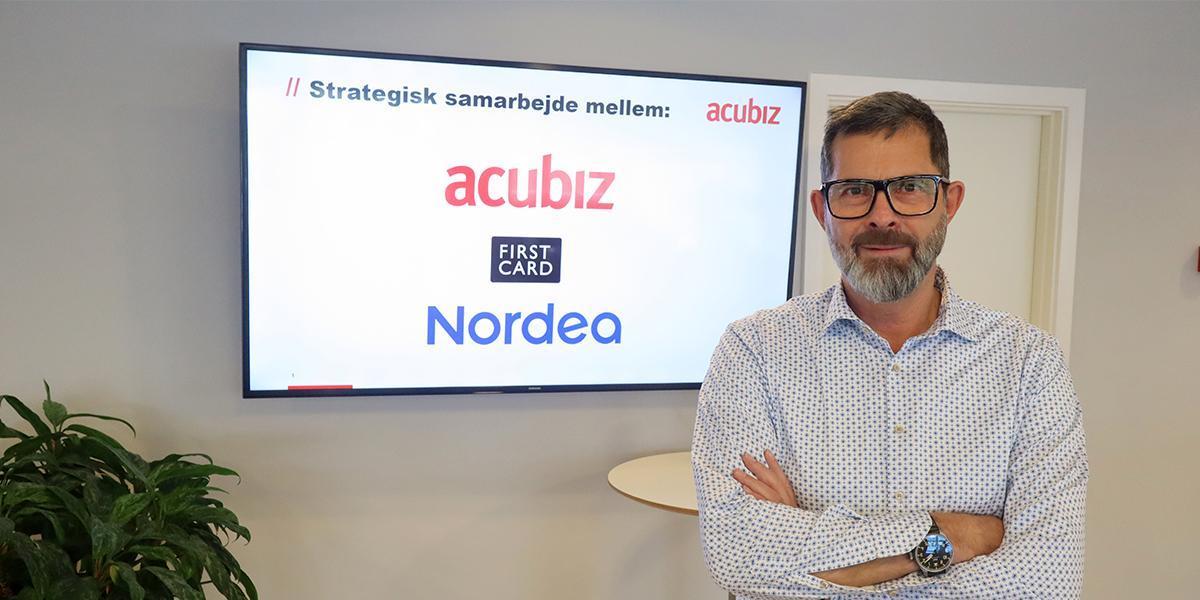 Ansigt på Acubiz: Lars de Nully
