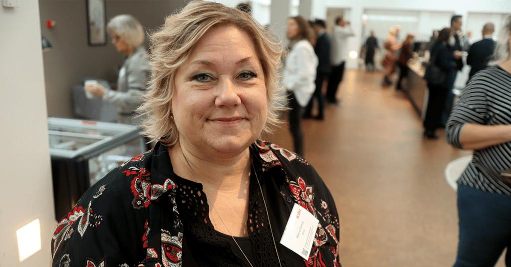 Karina Fjorting fra BWSC