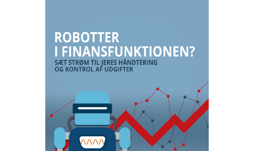 Featured: Whitepaper, Robotter i finansfunktionen