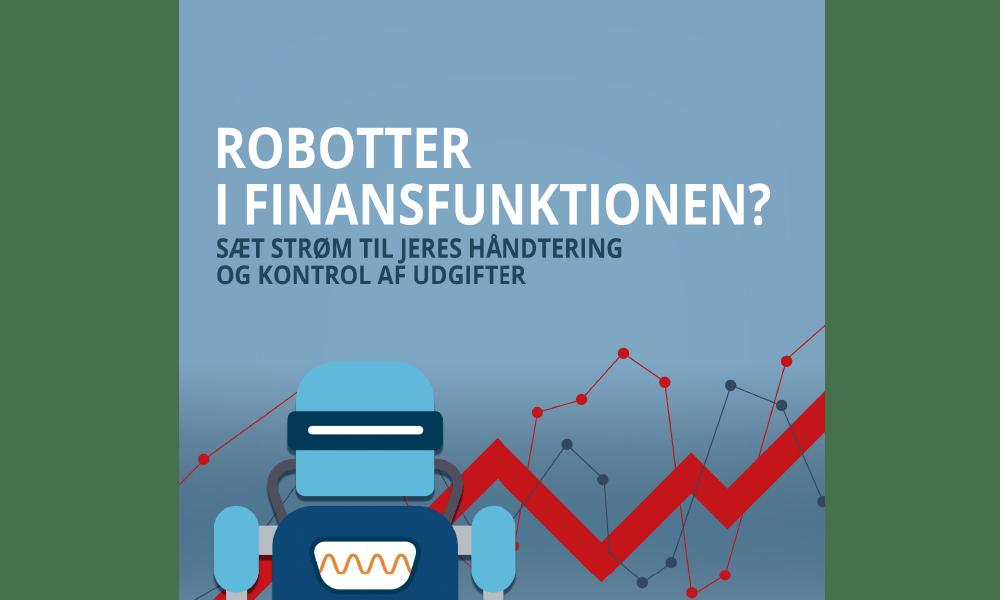 Featured: Whitepaper, Robotter i finansfunktionen