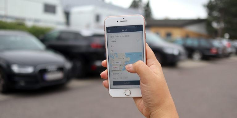 Hurtig og nem tracking af kørsel med din digitale kørebog