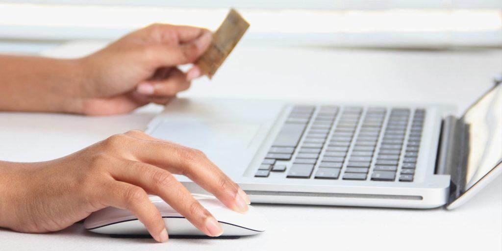 Betaling med kreditkort