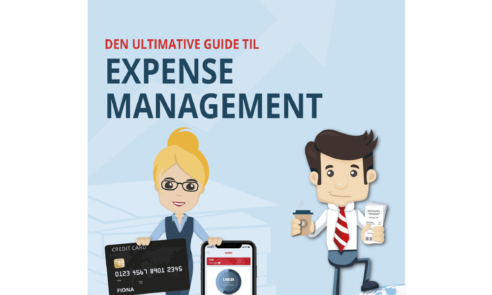 Den ultimative guide til: Expense Management