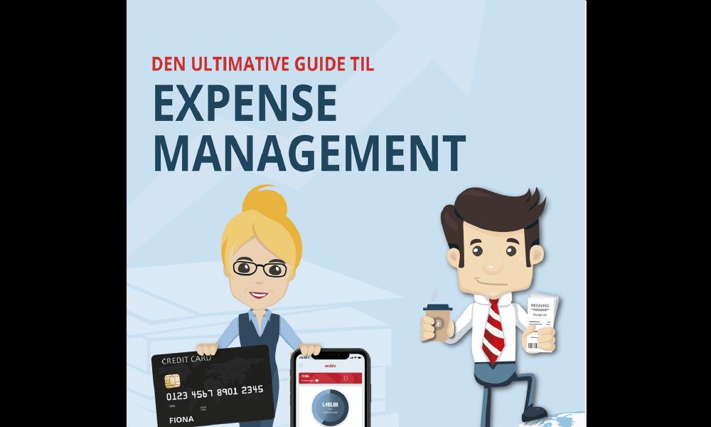 Den ultimative guide til: Expense Management