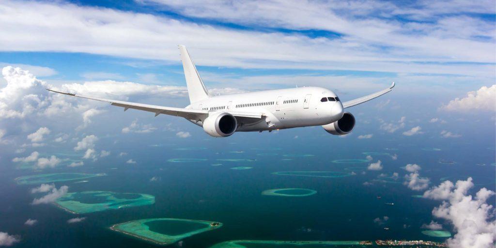 Forretningsrejser med fly