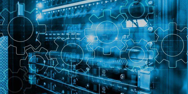 Et digitalt teknikrum