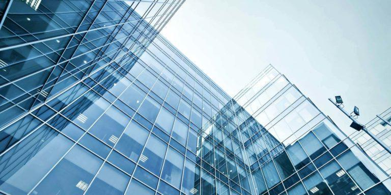 Corporate bygning