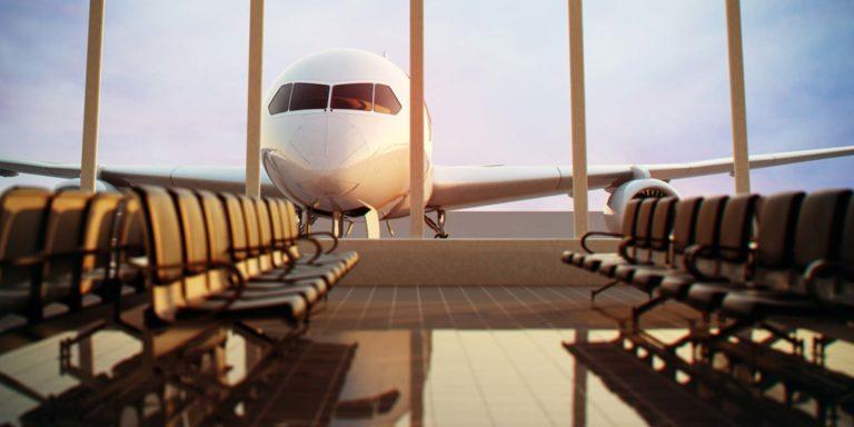 Fly og lufthavn