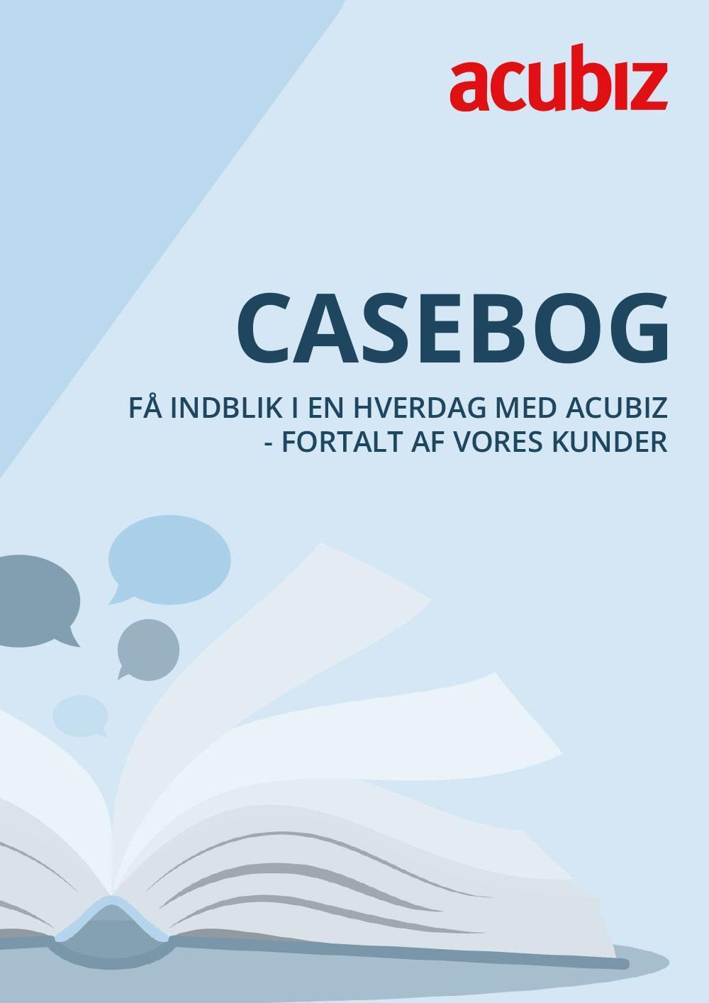 Acubiz Casebog