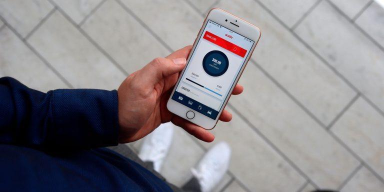 Acubiz app til medarbejderudgifter