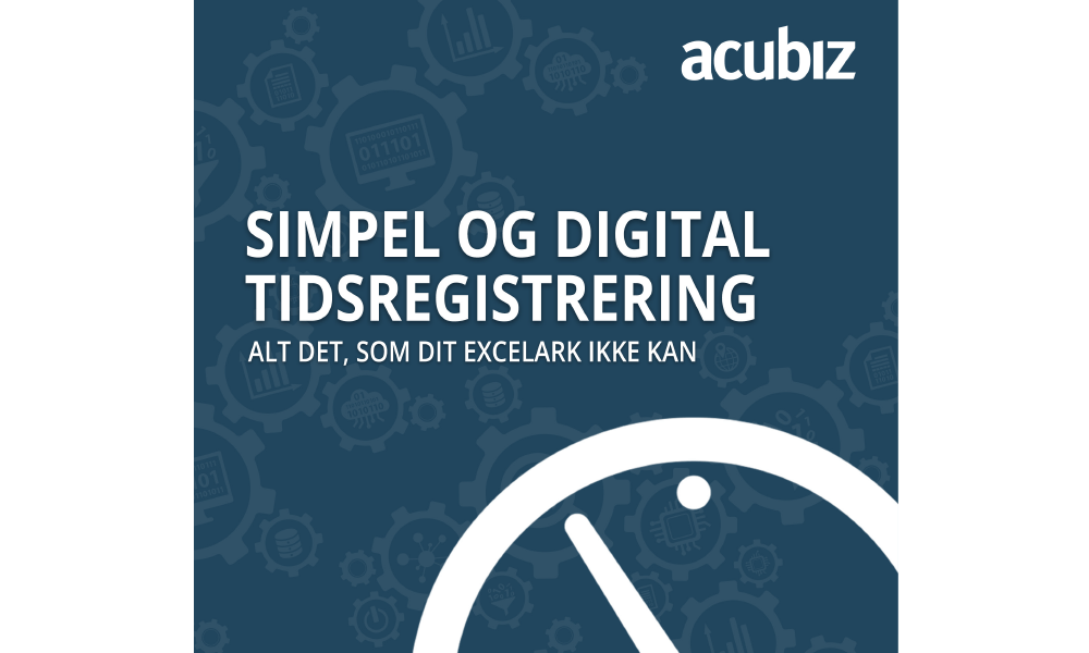 Featured: Simpel og digital tidsregistrering