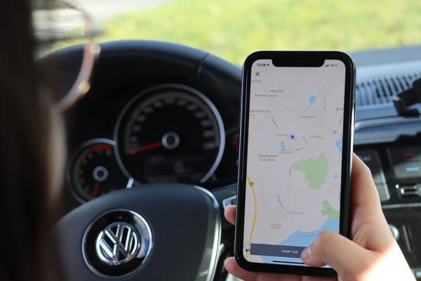 Track eller registrer din kørsel med Acubiz