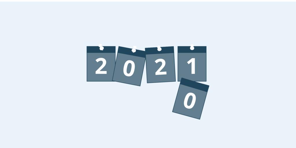 Et år uden lige - Velkommen 2021