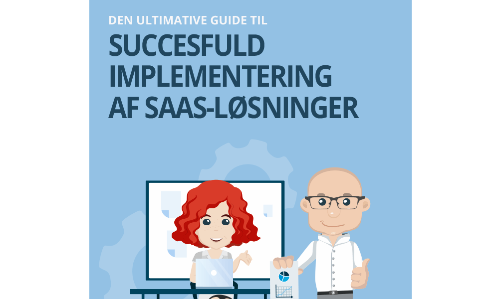 Featured: E-bog: Succesfuld implementering af SaaS