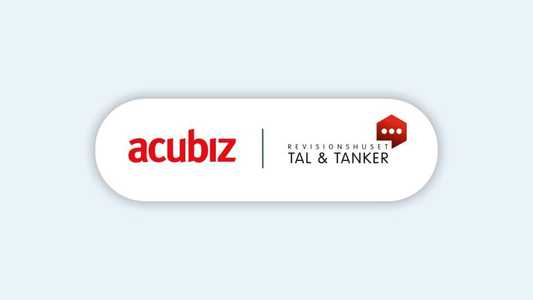 Tal & Tanker og Acubiz