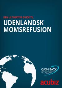 E-bog: Den ultimative guide til: Udenlandsk momsrefusion