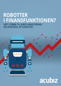 Whitepaper: Robotter i finansfunktionen